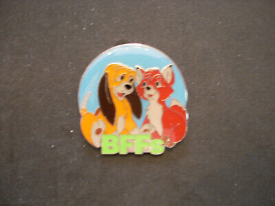 Disney Parks Pins - BFFs Mystery Collection - Fox and Hound - Copper and Todd