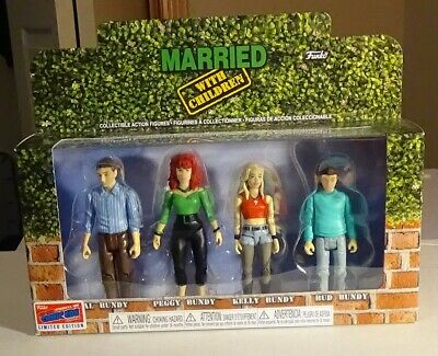 WHOA BUNDY Funko NYCC 2018 Exclusive MARRIED WITH CHILDREN action figures NEW