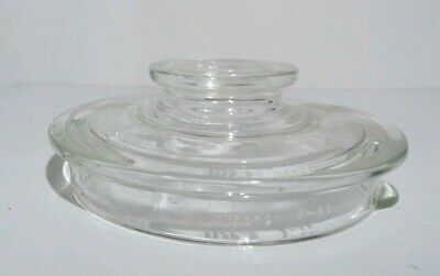 Replacement Lid For Pyrex 6-cup Percolator & Teapot Flameware 7756-C F-22
