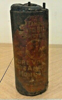 RARE Antique C.1900s paper Label Dry Cell Battery~the Famous Ever Ready ROUGH!!