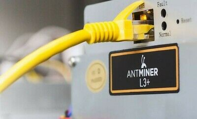 BITMAIN Antminer L3 +, INCLUDES PSU - Brand New - At Hand - AUS, 3 at hand