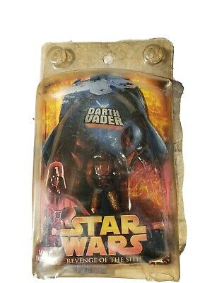 Hasbro Star Wars Revenge of the Sith Target Exclusive Lava Darth Vader 1 0f 500…
