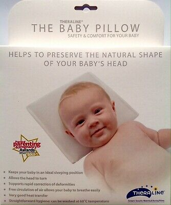 Theraline The Baby Pillow For Plagiocephaly & Flat Head (BRAND NEW)