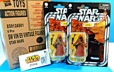 "*IN HAND* NEW Star Wars The Vintage Collection 3.75""JAWA & Power Of Force JAWAS"