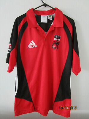 SACA South Australian Redbacks Cricket Shirt Top ING ONE DAY CUP 00's West End