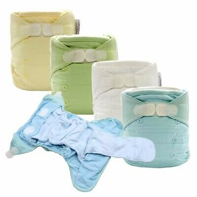 Cloth Diapers Baby Cloth Diaper Cover Washable Reusable Nappies AI2 Nappy Pop In