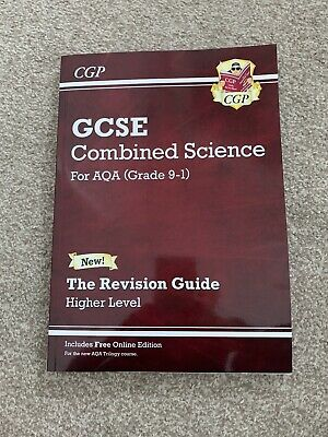 Aqa GCSE combined Science Grade 9-1