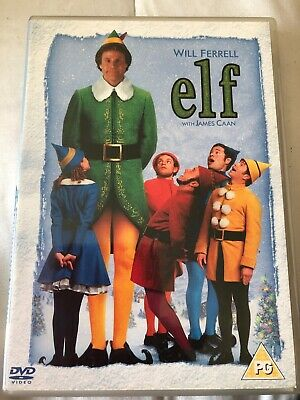 ELF  (DVD, 2005, Will Ferrell)