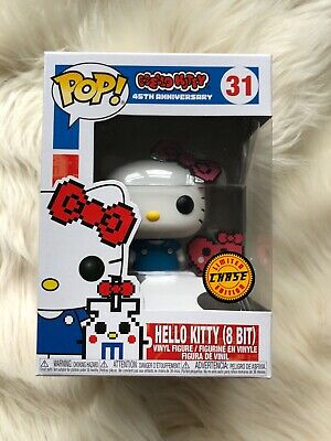 Funko Pop Hello Kitty Chase 8 Bit Figure Ships Free 31