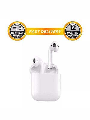 Apple AirPods 2nd Gen with Wireless Charging Case - Brand New  - White