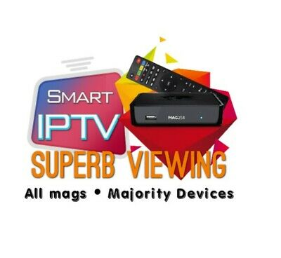 🔥12 months iptv subscription🔥100% TRUSTED SELLER🔥 all mags welcome