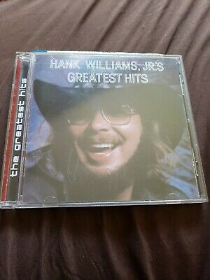 Greatest Hits [Curb] by Hank Williams, Jr. (CD, Sep-1993, Curb)