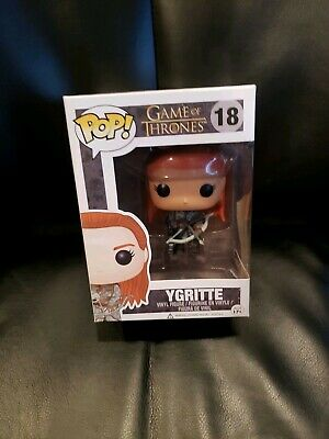 Funko Pop Game of Thrones GOT #18 Ygritte Retired / Vaulted - NIB