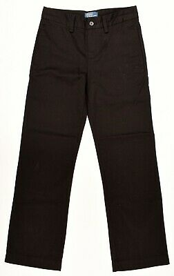 POLO RALPH LAUREN Boys' Kids' Chinos, Pants, Trousers, Black, size 10 years