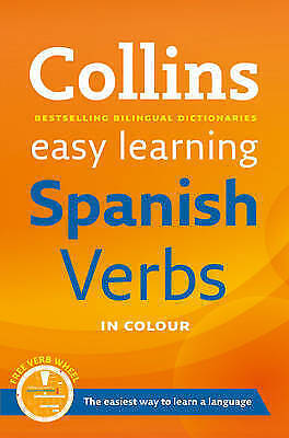 Easy Learning Spanish Verbs: with free Verb... by Collins Dictionaries Paperback