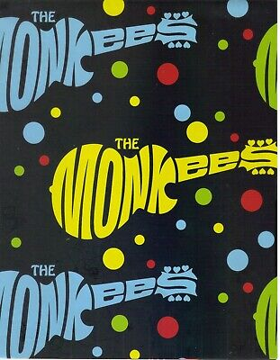 Monkees Wrapping Paper - Near Mint / Like New Rhino