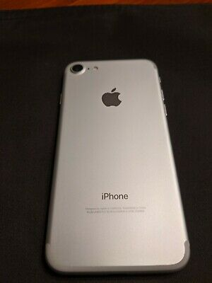 Apple iPhone 7 - 32GB - Silver (Unlocked) A1660 (CDMA + GSM) Great Condition
