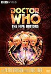 Doctor Who: THE FIVE DOCTORS  Peter Davidson years 2 disc set DVD Free Shipping!