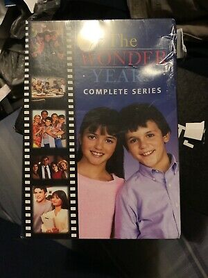 The Wonder Years Complete Series DVD Boxset