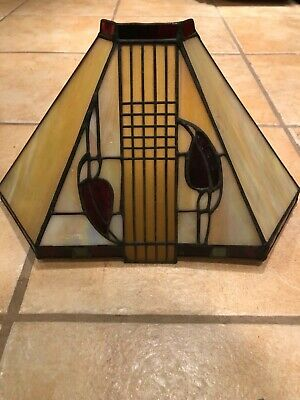 5 Stained Glass Sconces