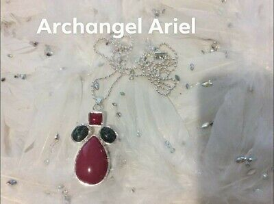 Code 463 Charged n Infused Necklace Archangel Ariel