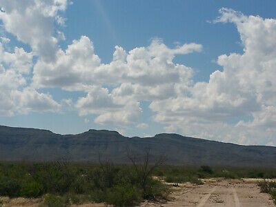 Texas land 60+ Acres West Texas Beautiful UNIT 1 Road front access