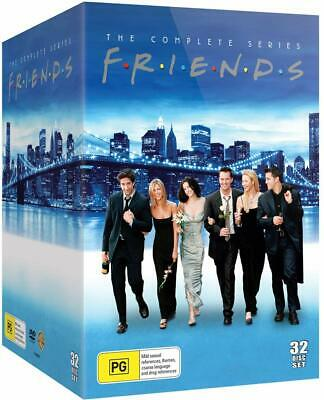 FRIENDS The COMPLETE SERIES SEASON 1-10 DVD BOXSET 40 DISC 15th Anniversary Set