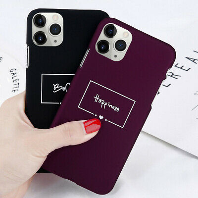 Simple Pattern Hard Phone Case Cover For Apple iPhone 11 Pro Max Xr Xs 7 8 Plus