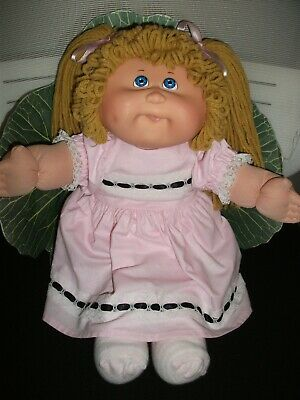 """2009 Cabbage Patch Kids Play Along Doll  (approx size 16"""" / 41 cm)"""