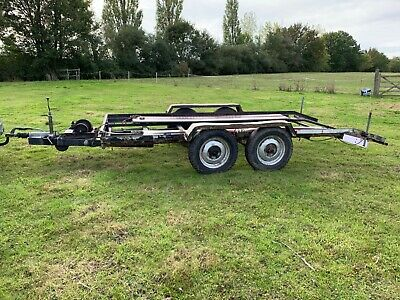 used car transporter trailers