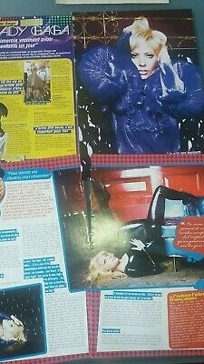 clippings  lady gaga