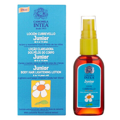 Lotion Couvre Poils Corporel Junior Camomila Intea (50 ml)