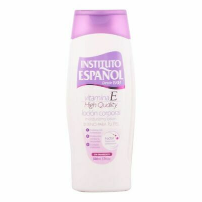 Body Milk High Quality Instituto Español (500 ml)