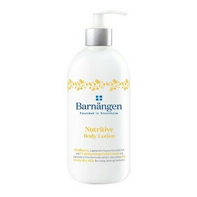 Lotion corporelle Nutritive Barnängen (400 ml)