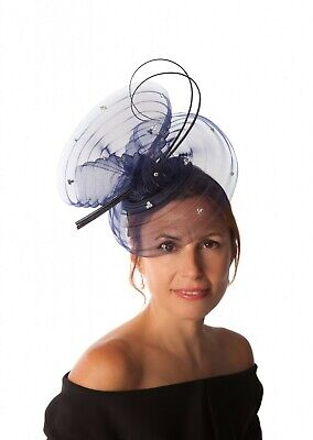Snoxell & Gwyther fascinator SG810