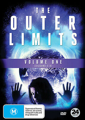 The Outer Limits Volume One (Seasons 1-4) Dvd New