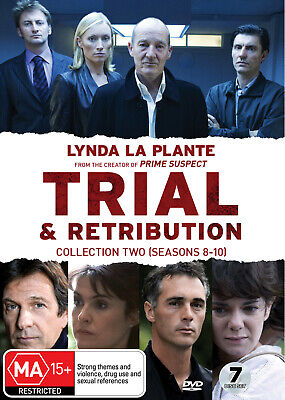 Trial And Retribution Collection Two (Seasons 8-10) Dvd New