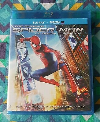 Blu ray Spider Man comme neuf