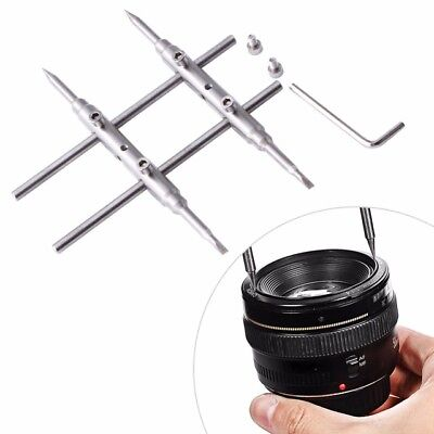 Pro DSLR Lens Repair Spanner Wrench Tool For Camera Lens Opening with Screw