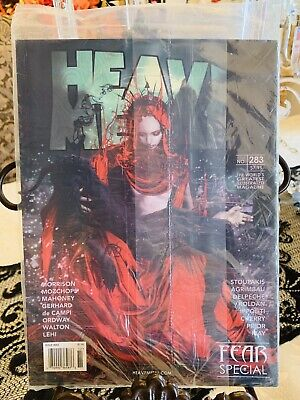 Heavy Metal Magazine ISSUE # 283 Factory Sealed