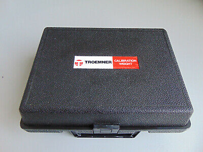 Troemner 5kg Class 1 Calibration Weight
