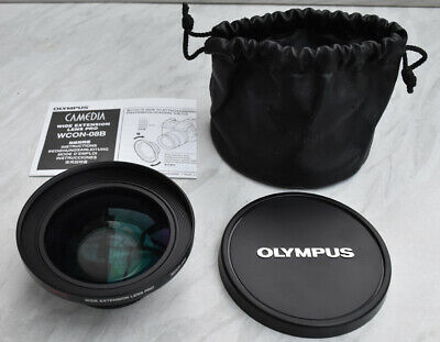 Olympus WCON-08B Wide extension lens Pro