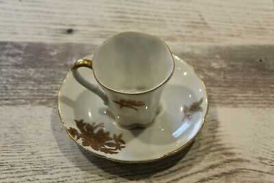 Vintage Mini Tea Cup and Saucer