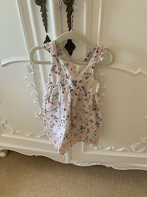 💓Baby Girls Cath Kidston 💓floral summer dress age 3-6 months