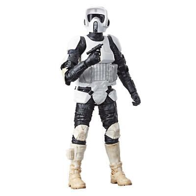 Star Wars The Black Series Archive Biker Scout 6-Inch Scale Figure IN STOCK USA