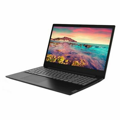 "1543162 Notebook Lenovo Ideapad S145 15,6"" A6-9225 4 GB RAM 128 GB SSD Nero S022"