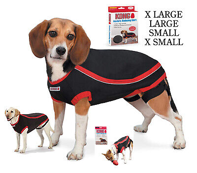 Kong Dog Anxiety Reducing Stress Relief Shirt for Dogs-similiar to Thundershirt