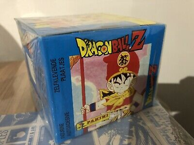 new sealed neuve blister Panini  Dragon Ball Z Boite Box