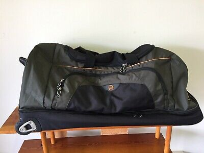 """Timberland Extra Large Rolling Duffel - 36"""" long"""