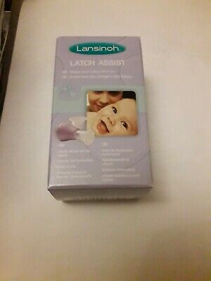 Lansinoh Latch Assist - New and boxed